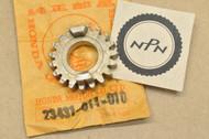 NOS Honda CA110 C110 Transmission Main Shaft Second 2nd Gear 23431-011-010
