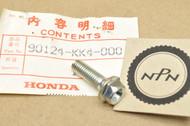 NOS Honda CMX250 Rebel XR200 R XR250 R Flange Bolt 90124-KK4-000