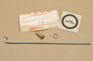 NOS Honda CR125 M MR175 TL250 XL250 XR250 Rear Wheel Spoke B & Nipple 42607-360-305