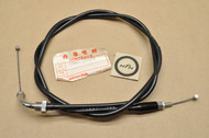 NOS Honda 1980-81 GL1100 I Gold Wing Interstate Throttle Cable B 17920-463-670