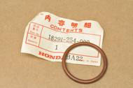 NOS Honda CA72 CA77 CB72 CB77 CL72 CL77 CB750 Exhaust Pipe Gasket 18291-254-000