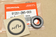 NOS Honda C200 CB750 CL90 CT200 CX500 CX650 GL500 GL650 S90 SL90 ST90 Shift Shaft Oil Seal 91251-ZW5-003