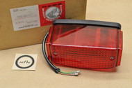 NOS Honda 1984-87 NQ50 Spree Rear Brake Tail Light Assembly 33701-GK8-671