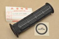 NOS Honda 1977-78 CB750 1977-79 GL1000 1981 GL1100 I Gold Wing Right Handle Bar Grip 53165-371-000