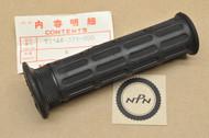 NOS Honda 1977-78 CB750 1977-79 GL1000 1981 GL1100 I Gold Wing Left  Handle Bar Grip 53166-371-000