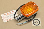 NOS Honda 1985-86 VF700 C Magna Right Rear Blinker Turn Signal 33600-MK3-670