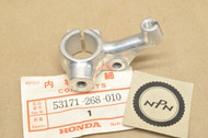 NOS Honda CA160 CA72 CA77 CA95 CB72 CB77 CB92 CL160 CL77 Right Handle Bar Lever Perch Holder 53171-268-010