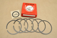 NOS Honda CB350 CL350 SL350 .50 Oversize Piston Ring Set for 2 Pistons= 6 Rings  13031-287-010
