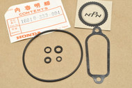 NOS Honda CB350 F CB400 F Carburetor Gasket Kit Set 16010-333-004