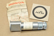 NOS Honda CB750 K0-K2 Rear Brake Panel Cam 43141-300-010