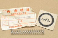 NOS Honda CR250 MR250 MT250 SL350 TL250 XL250 XL350 XL500 XR200 XR250 XR500 Brake Cable Spring A 45452-044-300