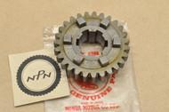NOS Honda CA72 CA77 Transmission Main Shaft Third 3rd Gear 27T 23451-250-010