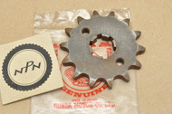 NOS Honda CA95 CL90 CM91 CT200 CT90 S90 SL90 Front Drive Chain Sprocket 14T 23801-206-000