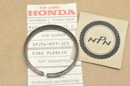 NOS Honda VF1100 Exhaust Muffler Ring 18392-MB4-305
