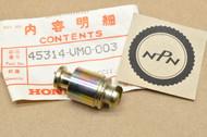 NOS Honda FL350 R Odyssey FL400 R Pilot TRX200 TRX250 Front Wheel Brake Panel Cylinder Piston 45314-VM0-003