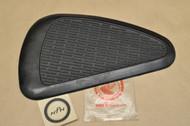 NOS Honda CB72 CB77 Right Side Gas Tank Knee Grip Rubber 17661-268-000