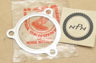 NOS Honda 1986-91 CR250 R Exhaust Muffler Flange Gasket 18291-KS7-880