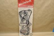 NOS Honda 1987-89 CBR600 F Hurricane Gasket Kit A 061A1-MN4-671