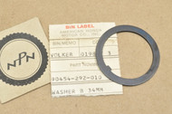 NOS Honda CB450 K1-K7 CL450 K0-K6 Crank Shaft Washer B 34mm 90454-292-010