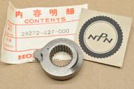 NOS Honda XL185 XL200 XR185 XR200 TLR200 Kick Start Starter Shaft Cam 28272-427-000