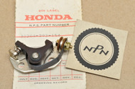 NOS Honda CA160 CB160 CB450 CB500 CL160 CL450 GL1000 Ignition Points Contact 'A' 30204-292-154