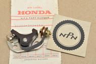 NOS Honda CA160 CB160 CB450 CB500 CL160 CL450 GL1000 Ignition Points Contact 'A' 30204-292-154