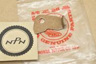 NOS Honda CB100 CB125 CL100 CL125 SL100 SL125 XL100 Cam Chain Tensioner Setting Plate 14514-324-000