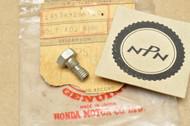 NOS Honda CB350 CL350 Cam Chain Adjusting Orifice Bolt 14534-286-000