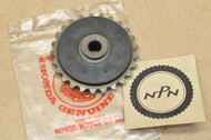 NOS Honda S65 Cam Chain Guide Sprocket 14670-035-010