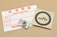 NOS Honda 1985-88 CH250 Fairing Body Cover Nut 33754-MG9-771