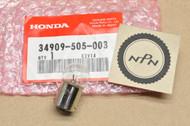 NOS Honda ATC200 CB1000 CB550 CB700 CBR1000 CBR600 CMX450 GL1200 TRX250 VT1100 VT500 VTR250  Head Light Bulb 34909-505-003