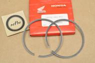 NOS Honda 1984 ATC250 R 0.75 Oversize Piston Ring Set for 1 Piston = 2 Rings 131D2-964-003