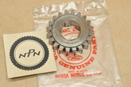 NOS Honda CA160 CB160 CL160 Primary Drive Gear 20T 13611-216-010