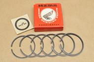 NOS Honda CA72 0.50 Oversize Piston Ring Set for 2 Pistons = 6 Rings 13032-259-000