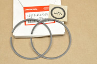 NOS Honda 1982-83 CR480 R 1984-2001 CR500 R 0.50 Oversize Piston Ring Set for 1 Piston = 2 Rings 13013-ML3-305