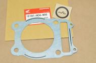 NOS Honda ATC250ES Big Red ATC250 SX TRX250 TRX300 Fourtrax Cylinder Gasket 12191-HC4-900