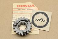NOS Honda C100 C102 C105 T Transmission Gear 25T 23441-001-040