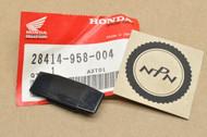 NOS Honda ATC110 ATC125 ATC185 ATC200 FL250 FL350 FL400 TRX125 TRX200 Knob Cap 28414-958-004
