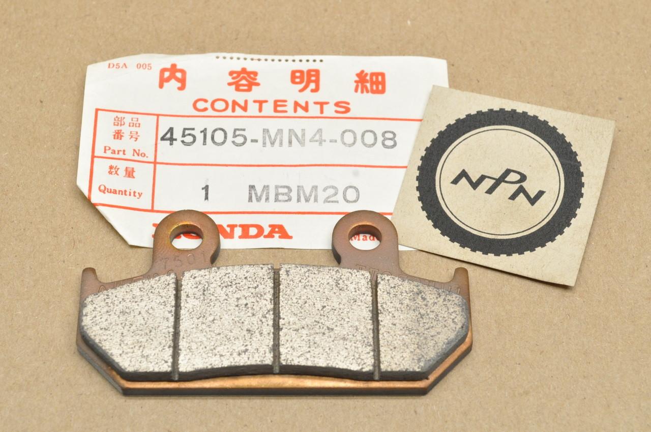 HONDA CBR 600 1987-90 600 CC FULL REAR CALIPER KIT