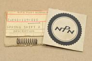 NOS Honda CM185 T CM200 T CM250 C CMX250 C Gear Shift Arm Spring 24641-115-010