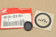 NOS Honda ATC200 X ATC250 R CR80 R TRX250 X Front Brake Caliper Dust Plug 45134-GE3-601