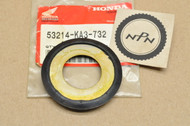 NOS Honda CR125 R CR250 R CR500 R Steering Stem Head Dust Seal 53214-KA3-732