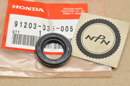 NOS Honda ATC70 C70 CL70 CT70 MR50 PC50 S65 SL70 XL100 XL70 XL80 XR100 XR75 XR80 Z50 Oil Seal 91203-035-005