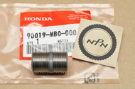 NOS Honda CB-1 CB700 CBR1000 CBR600 VF500 VT700 Oil Filter Boss 90019-MB0-000