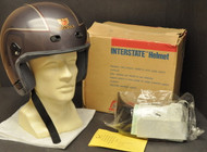 Vintage NOS 1986 Honda Hondaline GL1200 Goldwing Interstate Shoei Stag Helmet Small 0856S-J66NSE