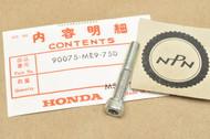 NOS Honda 1985 VT700 C Shadow Right Crank Case Cover Socket Screw Bolt 6x38 90075-ME9-750