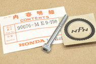 NOS Honda 1985 VT700 C Shadow Right Crank Case Cover Socket Screw Bolt 6x50 90076-ME9-750