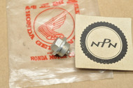 NOS Honda CA95 CB92 Cylinder Head Tachometer Gear Cover Sealing Screw Bolt 90081-205-000