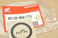 NOS Honda 1984-87 GL1200 Gold Wing Aspencade Interstate Rear Trunk Screw Grommet 90108-MG9-770