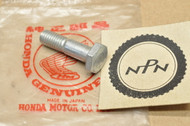 NOS Honda CT90 S65 Handle Bar Holder Setting Screw Bolt 90122-035-000